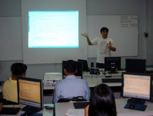 Students Attend Web Accessibility Seminar