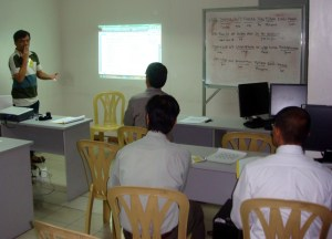 MCCID Trains UCPB Bank Employees