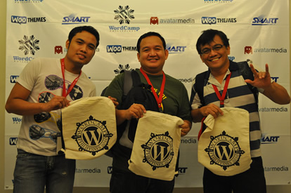 Deaf Web Designers attend WordCamp Philippines