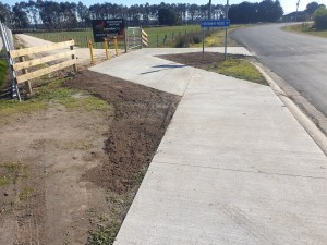 mc civil Latrobe Regional Hospital Traralgon Footpath 20190628 122902 2000 2 - Latrobe Regional Hospital Footpath Works (Current)