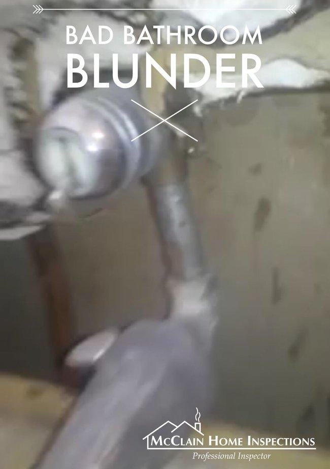 Beware of Bad Bathroom Blunders