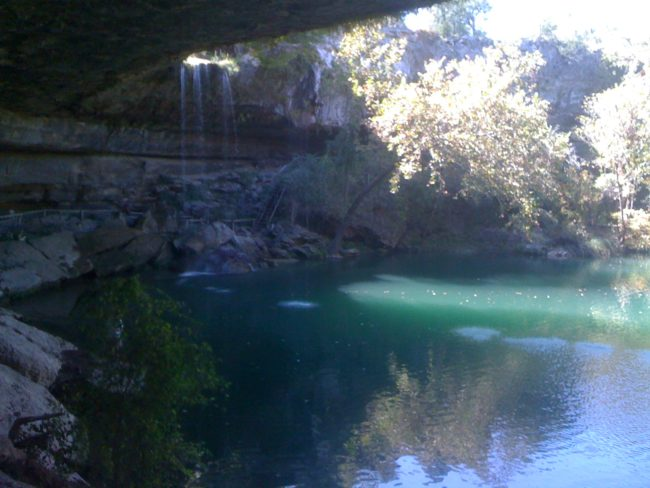 8 great foods: Hamilton Pool