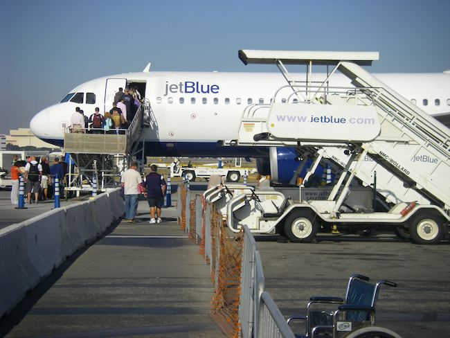 Long Beach California airport