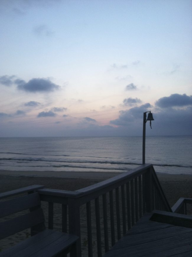 another vacation rental advantage is spectacular private oceanfront locations