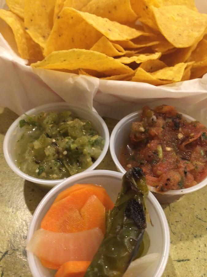 visit Zona Fresca in Plantation for fresh Tex-Mex food