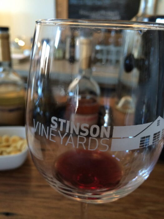 Stinson Vineyards, Wine Tasting Charlottesville Virginia