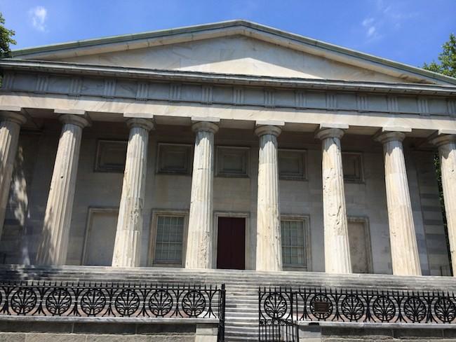 Philadelphia: Second Bank of US