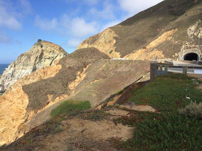 Devil's Slide, California