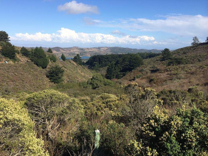 San Mateo overlook