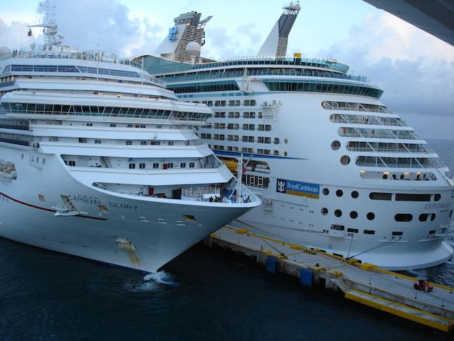 selecting a cruise