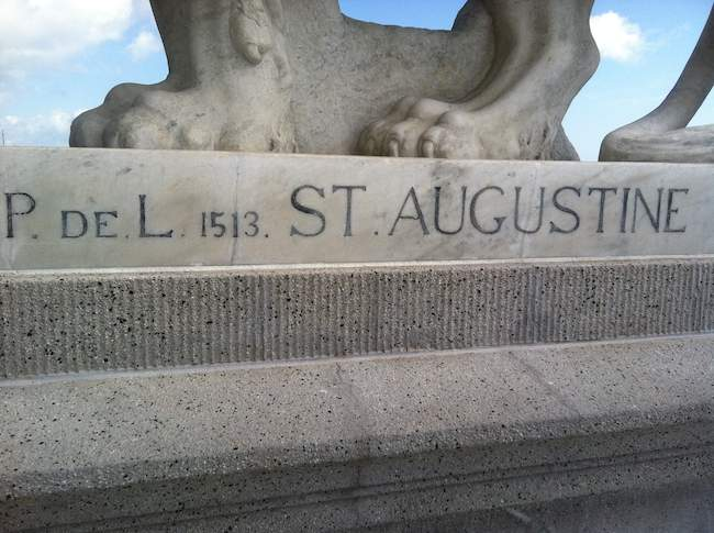 Ponce de Leon Bridge in St Augustine