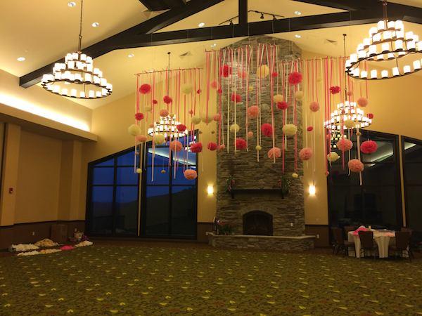 Camelback Lodge: main meeting room