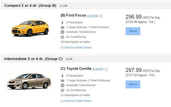 car rental discount, car rental tips