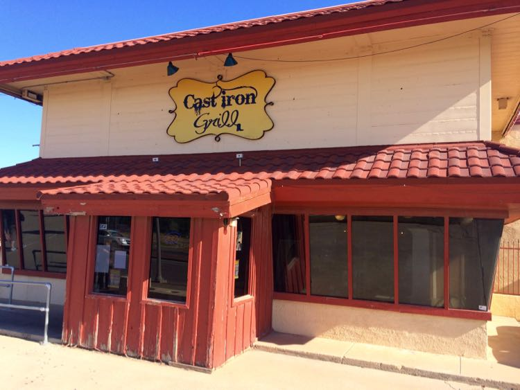 8 Great Things to do in Lubbock: Cast Iron Grill by Charles McCool of McCool Travel
