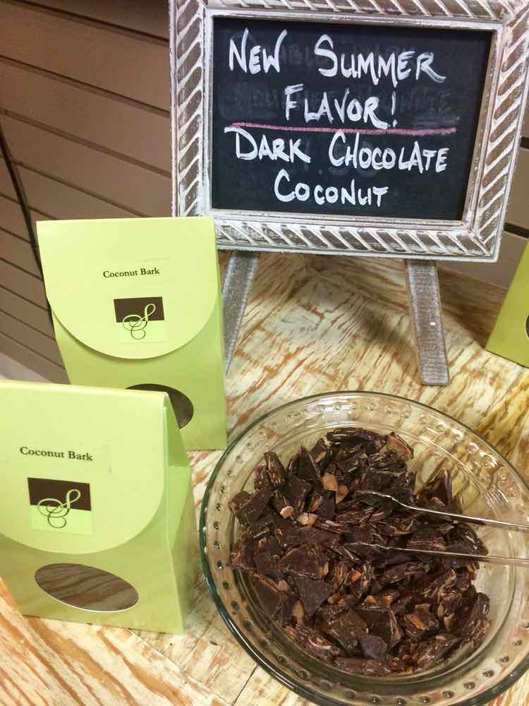 things to do in Grapevine Texas: Dr. Sue's Chocolate