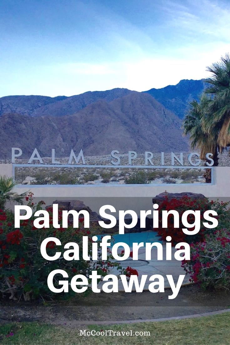 A Palm Springs getaway offers sunny skies, desert vistas, great hiking, tasty dining, unique lodging, and a cool mid-century modern vibe found nowhere else.