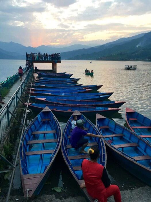 surprising things to see in Nepal. Article and photo by Charles McCool for McCool Travel