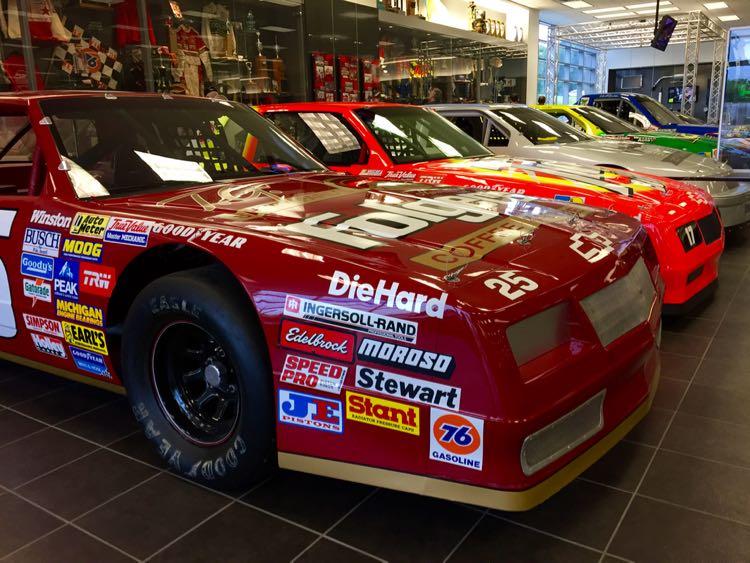 Hendrick Motorsports Museum Cabarrus County NC