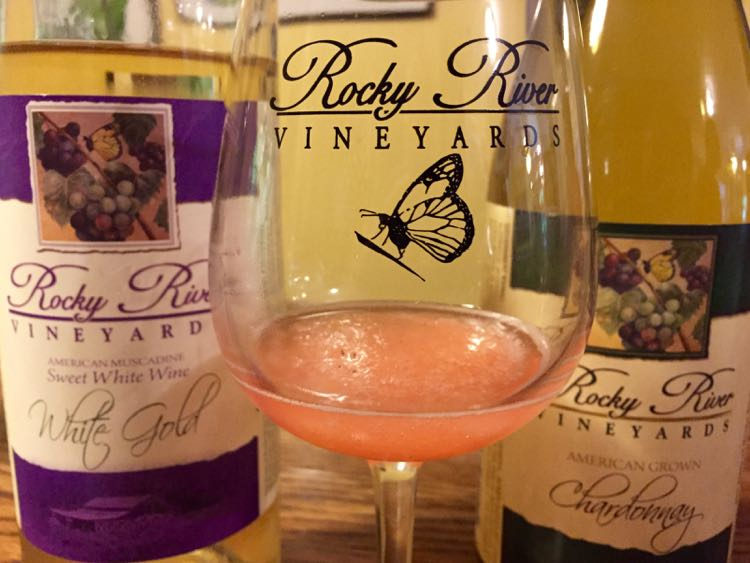 Rocky River Vineyards Cabarrus County NC