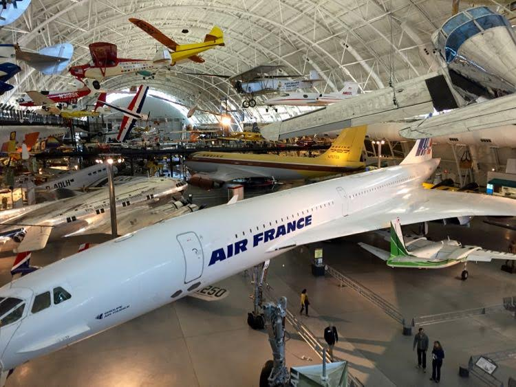 Udvar-Hazy Center, Centreville, Virginia. museums in Northeastern US