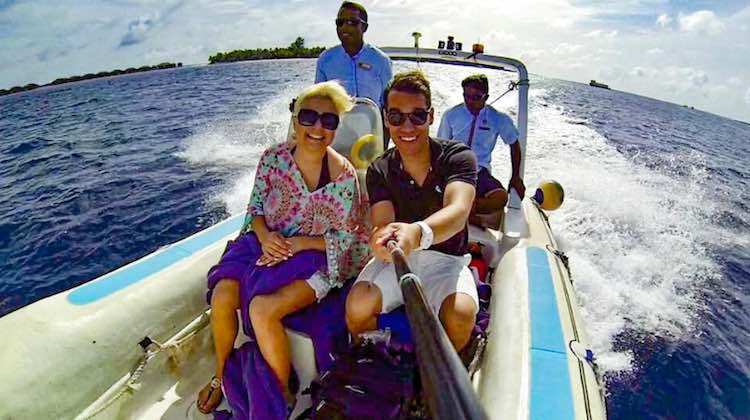 Maldives Adventure Activities. Article on McCool Travel. Photo by Michael Bustillos