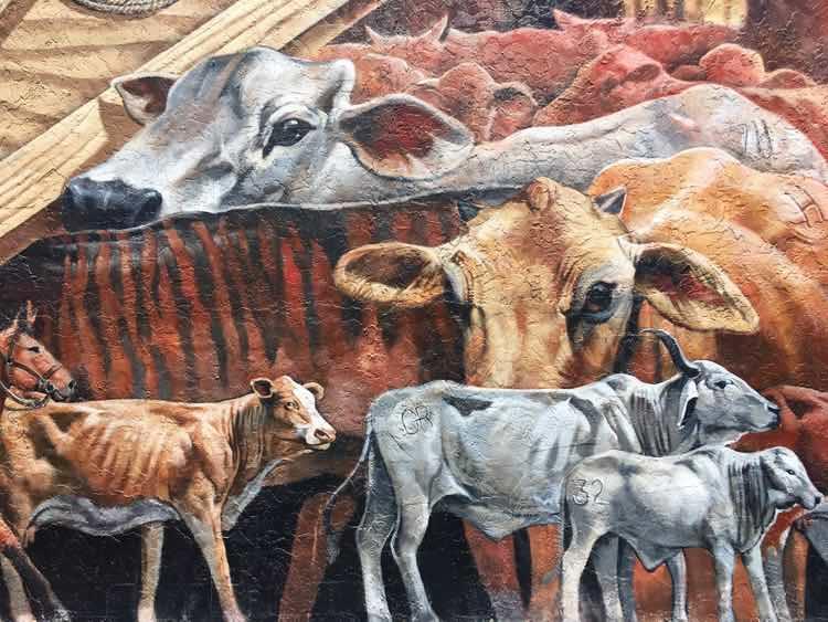 Florida Street Art: See The Incredible Lake Placid Murals