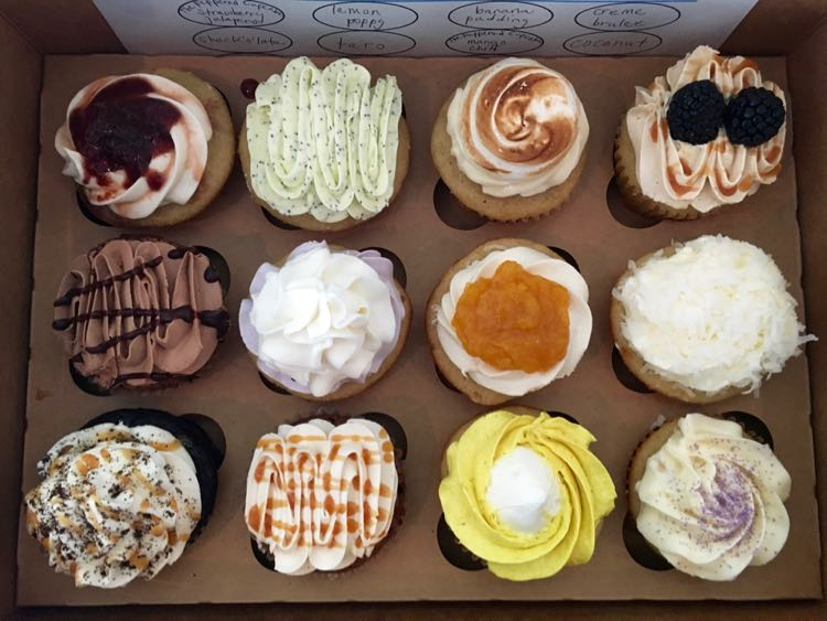 Amazing Places to Eat in Wilmington NC. The Peppered Cupcake. Article and photo by Charles McCool for McCool Travel.