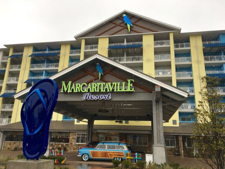 Margaritaville Resort Gatlinburg: Relaxed Luxury on a