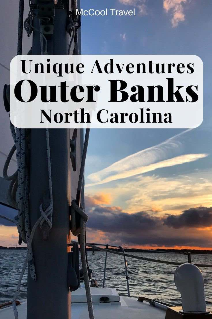 Unique adventures and fun things to do on the Outer Banks, North Carolina