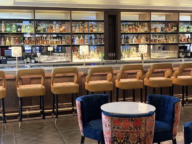 Mr B Bar at The Burgess Hotel