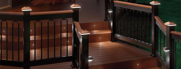 deck lighting archives mccray lumber