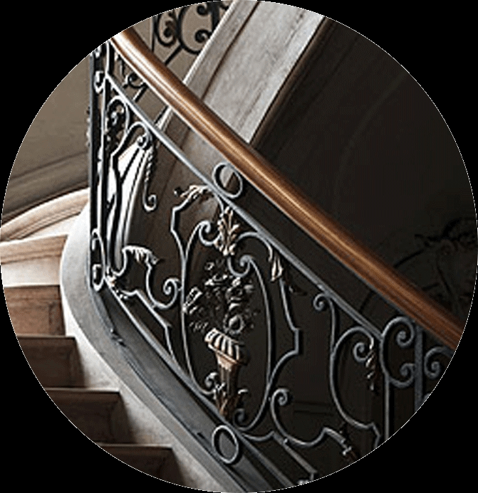Railing Accessories And Interior Stair Parts Mccray Lumber   Stairs And Railings Near Me   Stair Case   Stair Parts   Wood   Concrete Steps   Iron Balusters
