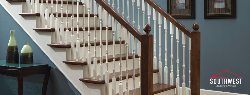 Iron Spindles Archives Mccray Lumber | Iron Spindles For Staircase | Simple | Modern 2019 Staircase | Farmhouse Style | Arched Metal | Basket
