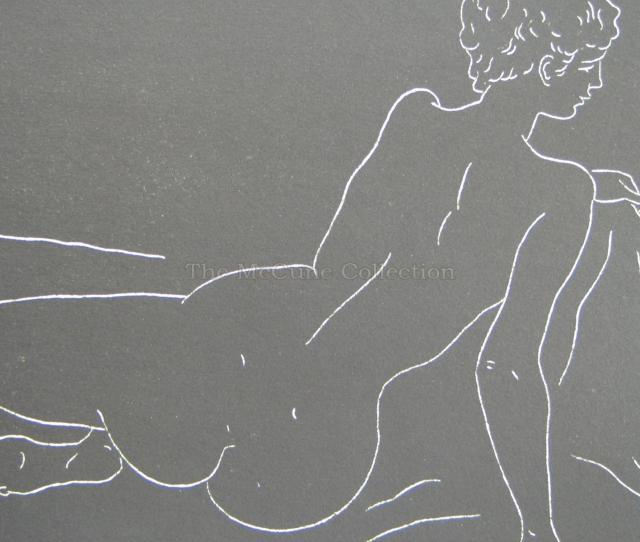 Ten Nudes Edward Ha