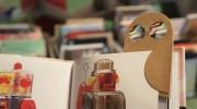 Owl Magnifier Bookmark