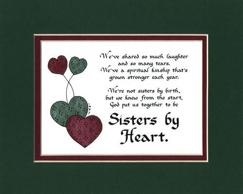8R98 Sisters by Heart