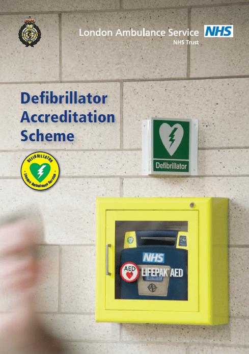 London Ambulance Service Defibrillator Accreditation Scheme