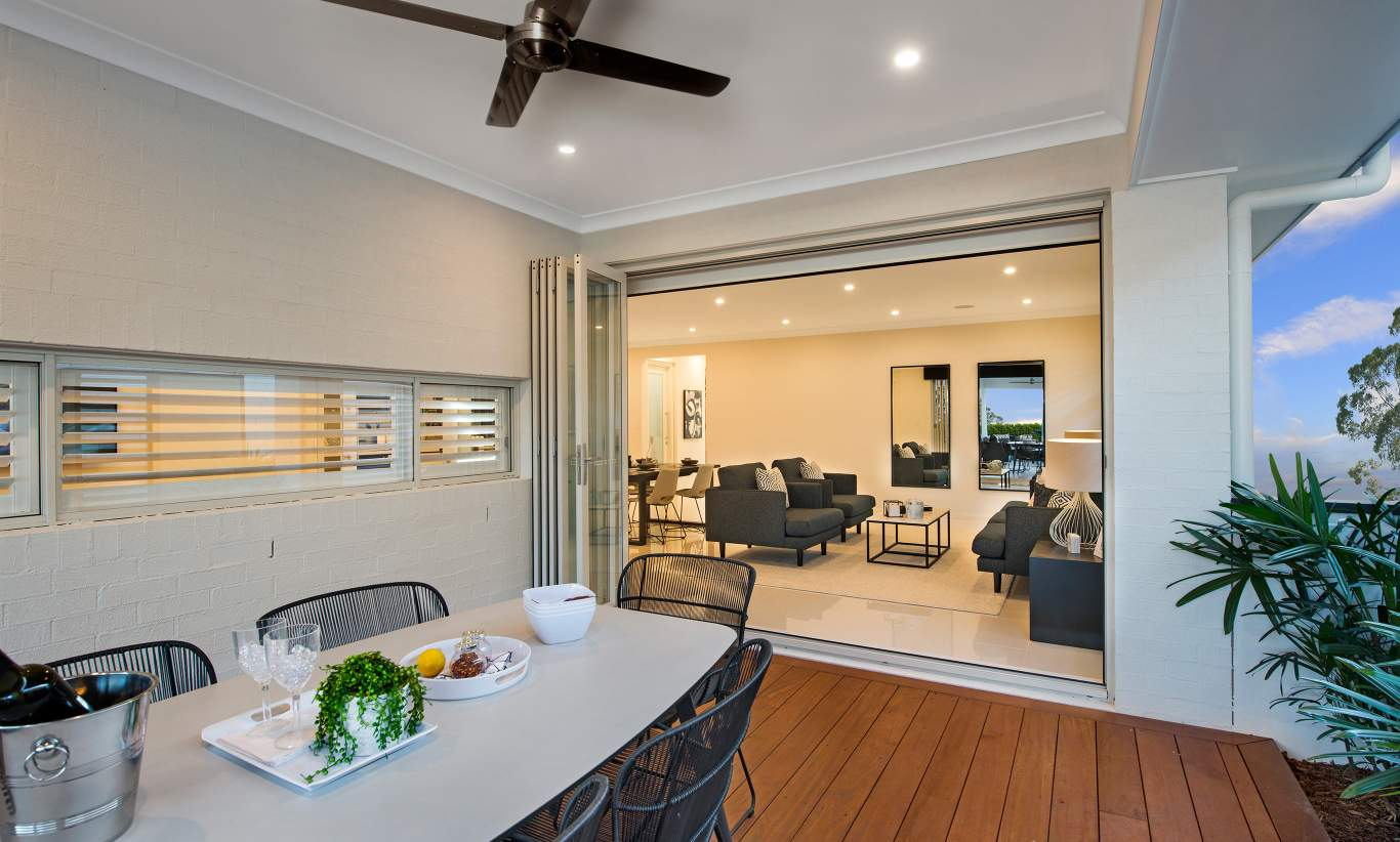 Broadbeach Luxurious Single Storey Design McDonald Jones Homes