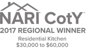 CotY 2016 Award - Residential Kitchen Remodel