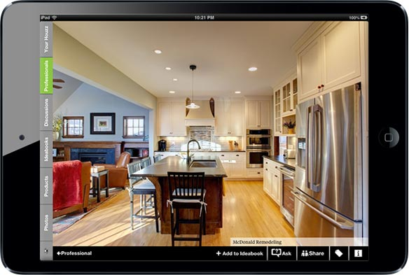 ipad app minneapolis st paul home remodeling - Decorating Apps