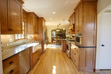 English Tudor kitchen remodel Minneapolis and St. Paul