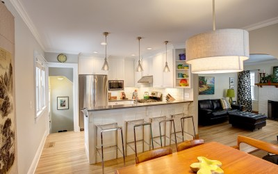 COTY Award for Kitchen Remodel