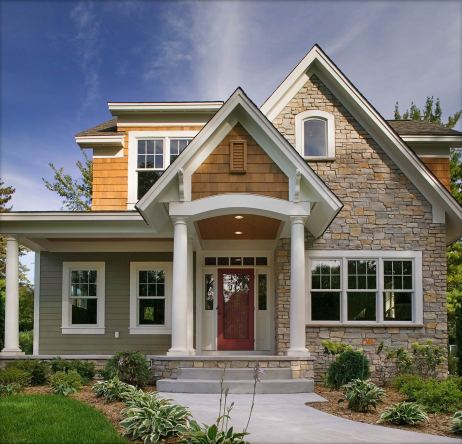 Custom Edina home