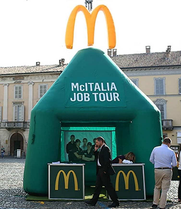 Lavora Con Noi Mcdonalds Italia