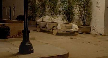 Hidden Cop Car