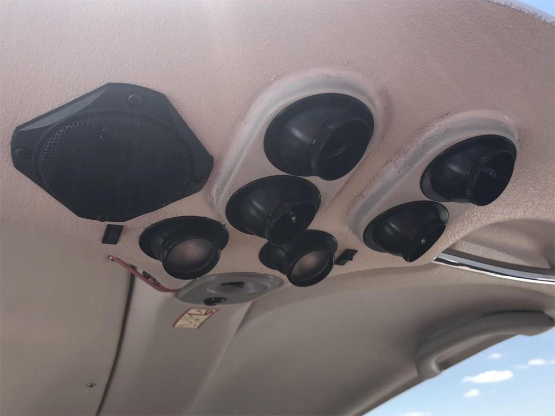 2008 DIAMOND DA40 XLS air nozzles
