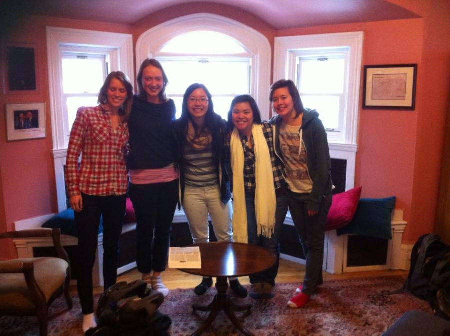 Ruth and her Faith Study Group