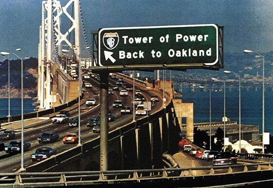 Tower of Power: Back to Oakland
