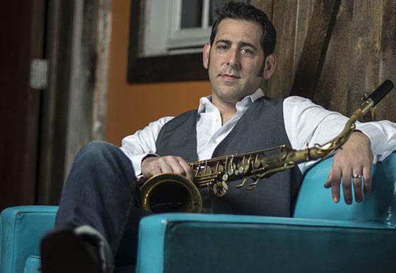 Steve Cole smooth jazz saxophone interview