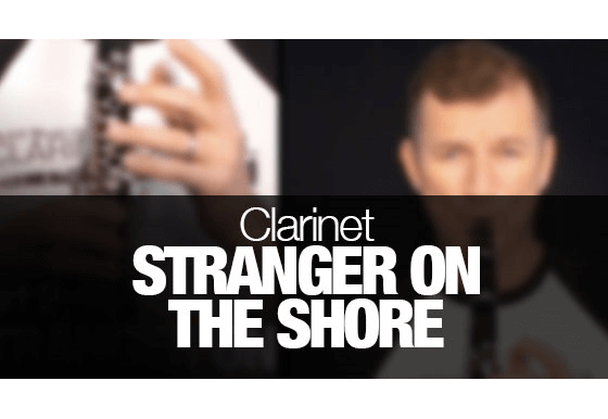 Stranger on the shore – How to play on clarinet